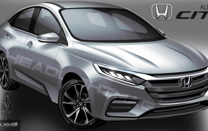 'Quyết đấu' với Toyota Vios, Honda City 2020 chuẩn bị ra mắt có gì đặc biệt?