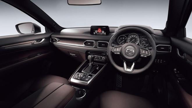 Mazda CX-8 2020 đẹp 'long lanh' mới ra mắt được trang bị những gì?