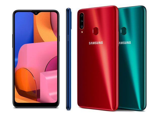 Samsung Galaxy A20s giá hơn 4 triệu có gì hấp dẫn?