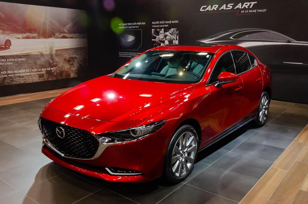 'Soi' công nghệ và ứng dụng trên Mazda3 2020 vừa ra mắt thị trường Việt