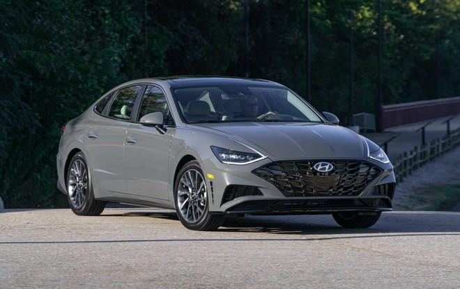 'Điểm mặt' những công nghệ và ứng dụng trên Hyundai Sonata 2020