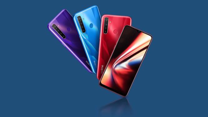 'Điểm mặt' công nghệ và ứng dụng trên Realme 5s giá chỉ 3,2 triệu đồng