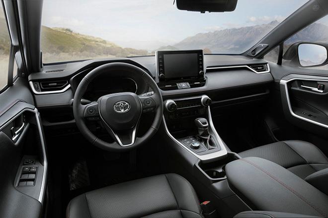 Mạnh mẽ và siêu tiết kiệm xăng, Toyota RAV4 Prime 2021 dự báo 'gây bão' thị trường