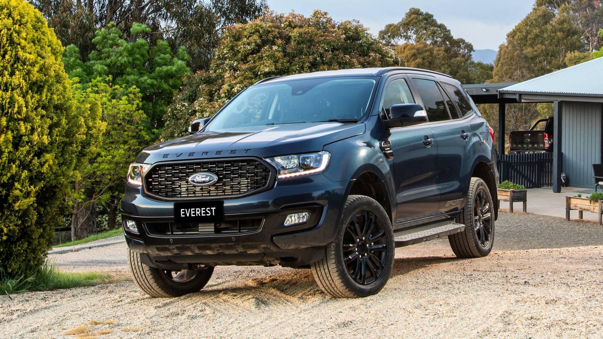 'Soi' Ford Everest Sport 2020 giá hơn 1 tỷ vừa ra mắt