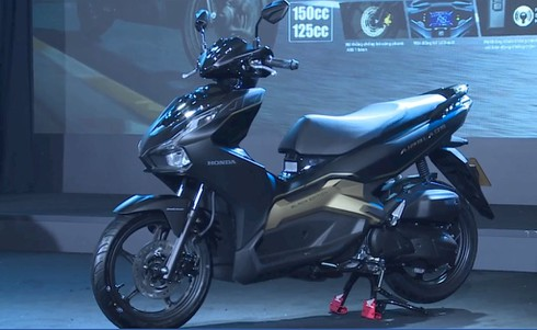 'Cận cảnh' Honda Air Blade 2020 vừa ra mắt thị trường Việt