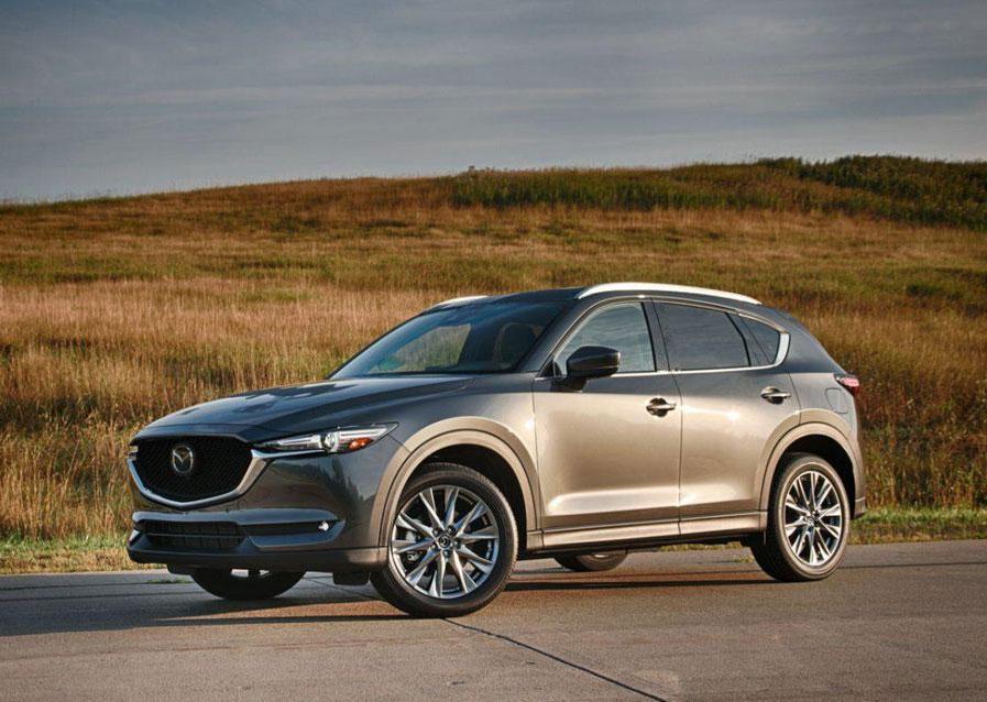 Cận Tết, Mazda 'chơi lớn' giảm giá lên đến 100 triệu đồng cho CX-8