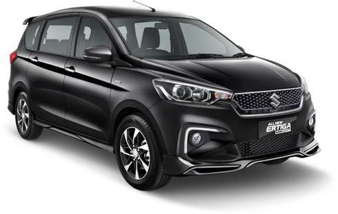 'Cận cảnh' Suzuki Ertiga 2020 sắp về Việt Nam với hàng loạt nâng cấp