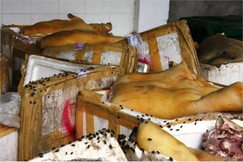 Thực phẩm bẩn khiến Việt Nam đứng thứ 2 thế giới mắc bệnh ung thư