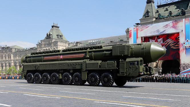 Hệ thống tên lửa đạn đạo liên lục địa của Nga