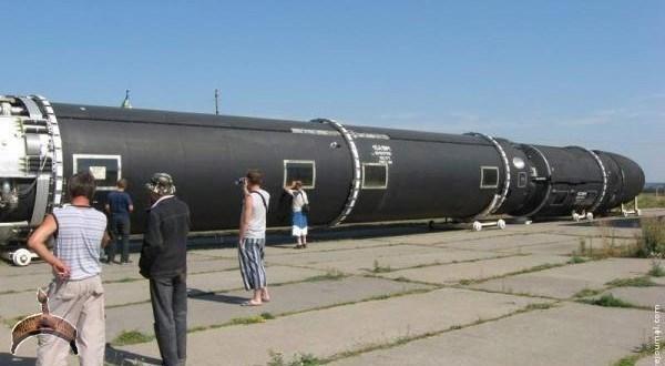 Tên lửa Sarmat của Nga