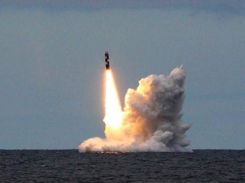 Vụ phóng tên lửa của Nga.