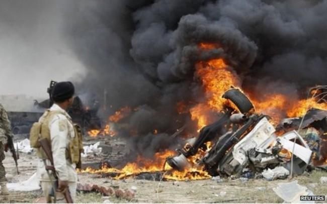 IS có thể sẽ sử dụng vũ khí hóa học để tấn công quân đội Iraq.
