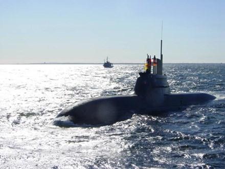 Tàu ngầm lớp Type 212 được coi là niềm mơ ước của hải quân các nước.