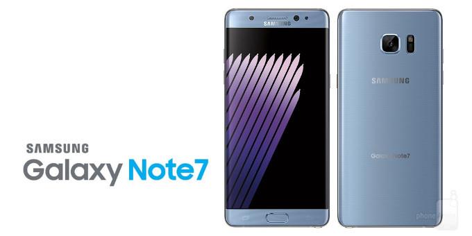 Bộ Công thương tiếp tục kêu gọi người dùng Samsung Galaxy Note 7 nhanh chóng tiến hành đổi trả.