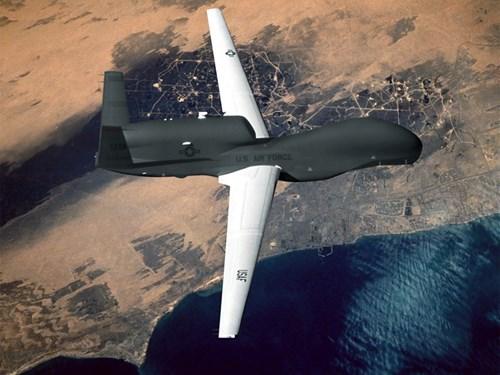 Máy bay RQ-4 mang trong mình những hiệu năng vượt trội.
