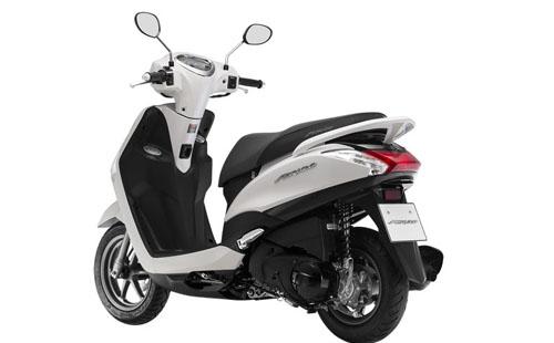 Người tiêu dùng nên cẩn thận khi đang đi xe máy Yamaha Acruzo.