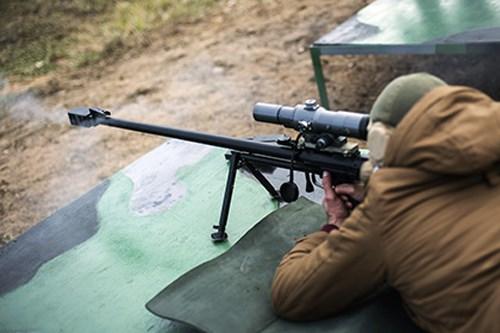 Nga phát triển dòng súng trường bắn tỉa hạng nặng.