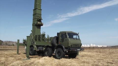 Thiết bị điện tử gây nhiễu của Nga tầm xa Murmansk-BN.