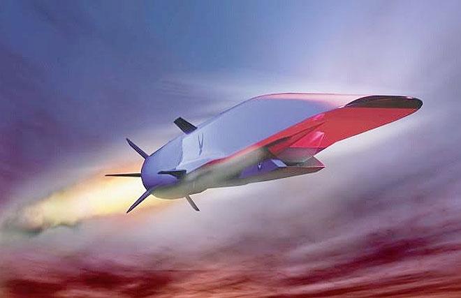 Tên lửa siêu thanh Mỹ đang lên kế hoặch chế tạo có vận tốc nhanh gấp 5 lần tốc độ âm thanh.