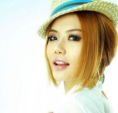 Nữ ca sĩ xinh đẹp xấu số Vương Bối Nhi.