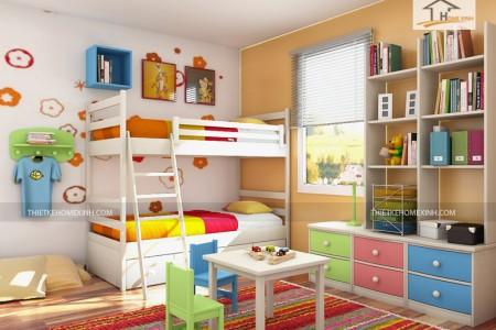Cha mẹ không nên mua đồ nội thất kém chất lượng cho con.