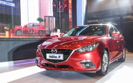 Triệu hồi hơn 16.000 xe Mazda vì lỗi phần mềm điều khiển túi khí.