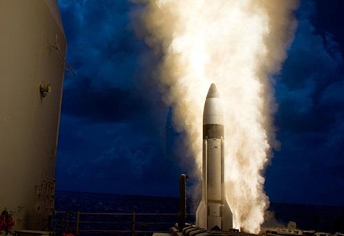Tên lửa đạn đạo MOKV có sức mạnh tối tân.