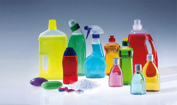 Chất tẩy rửa dễ gây ngộ độc.