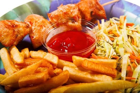 Thức ăn nhanh có nguy cơ làm thay đổi các chất hóa học trong não bộ. Ảnh minh họa