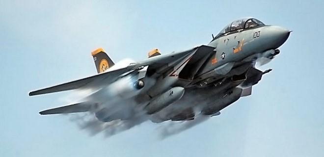 Chiến đấu cơ F-14 Tomcat huyền thoại của Mỹ. Ảnh: Zing News
