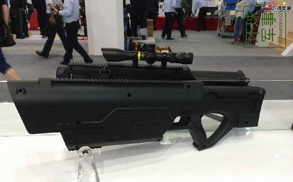 Súng cầm tay laser có thể mở rộng đáng kể các ứng dụng trong quân sự.  Ảnh: Trí Thức Trẻ