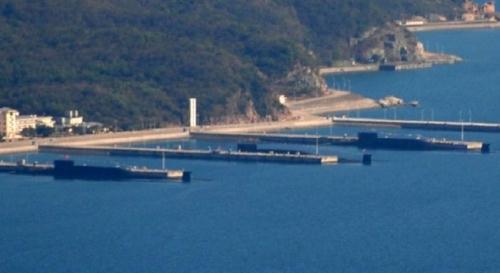 Theo giới chức quân sự, Trung Quốc sở hữu nhiều tàu ngầm Type 094: Ảnh: Đất Việt