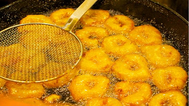 Thực phẩm giàu tinh bột nếu chế biến ở nhiệt độ cao sẽ có nguy cơ ung thư. Ảnh minh họa