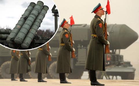 Tên lửa S-500 mới của Nga sẽ có hệ thống liên lạc vô tuyến mới không có đối thủ. Ảnh: Đất Việt