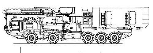 Tên lửa phòng không S-500 là một hệ thống đánh chặn tầm cao và tầm xa. Ảnh: VnExpress