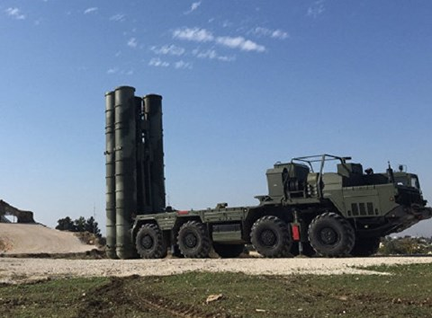 Hệ thống tên lửa phòng không S-500 sẽ xuất hiện trước năm 2020. Ảnh: an ninh Thủ Đô