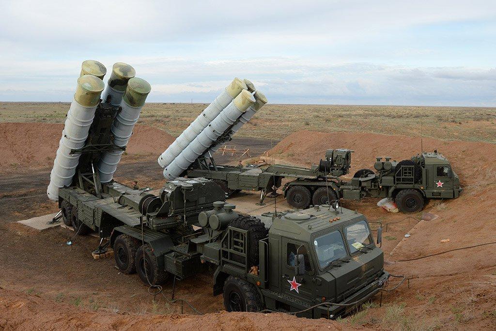 Quân đội Nga bắt đầu phát triển S-400 Triumf từ cuối những năm 1990. Ảnh: VNMedia