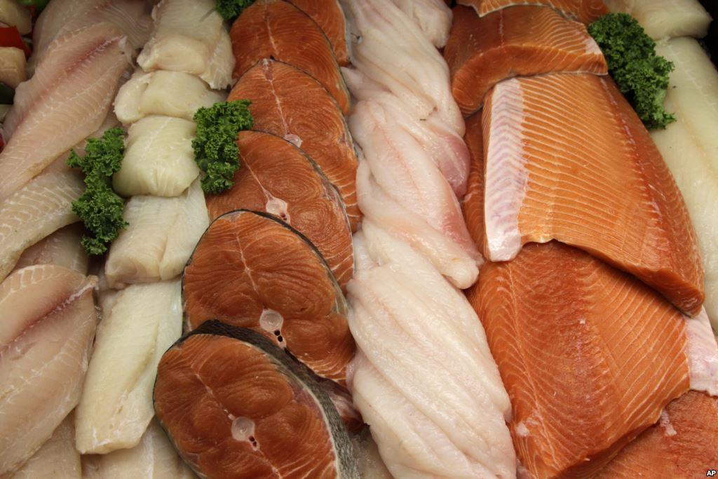 Cá là nguồn thực phẩm dồi dào nhưng nhiều loại chứa hàm lượng thủy ngân cao gây hại sức khỏe. Ảnh minh họa