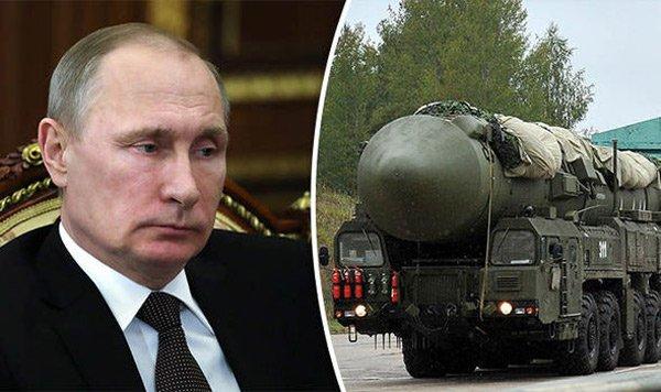 Theo Bộ Quốc Phòng Nga, tên lửa của nước này luôn trong tư thế sẵn sàng khai hỏa. Ảnh: VietNamNet