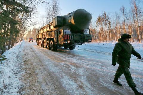 ới hệ thống tên lửa uy lực giúp Nga trở thành cường quốc mạnh nhất Thế giới về vũ khí quân sự. Ảnh: Đất Việt
