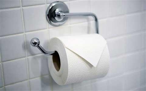 Giấy vệ sinh cũng là thủ phạm gây ung thư mà nhiều người không biết. Ảnh minh họa