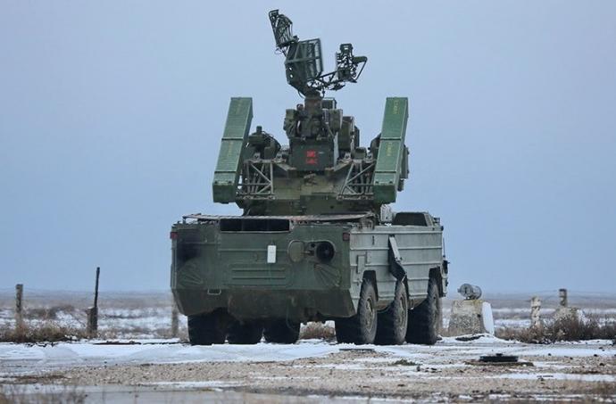 Tổ hợp tên lửa 9K33 OSA hoàn toàn là mối nguy hiểm đối với mọi đối thủ trên chiến trường. Ảnh: Giao Thông