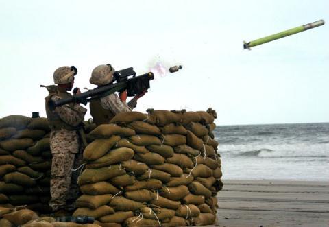 Tên lửa Stinger là tên lửa điển hình của hệ thống phòng không vác vai Mỹ. Ảnh: Đất Việt
