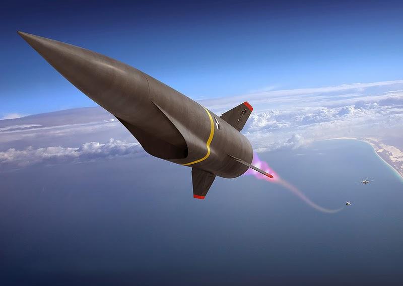 Tên lửa Zircon có tốc độ bắn nhanh nhất thế giới. Ảnh minh họa