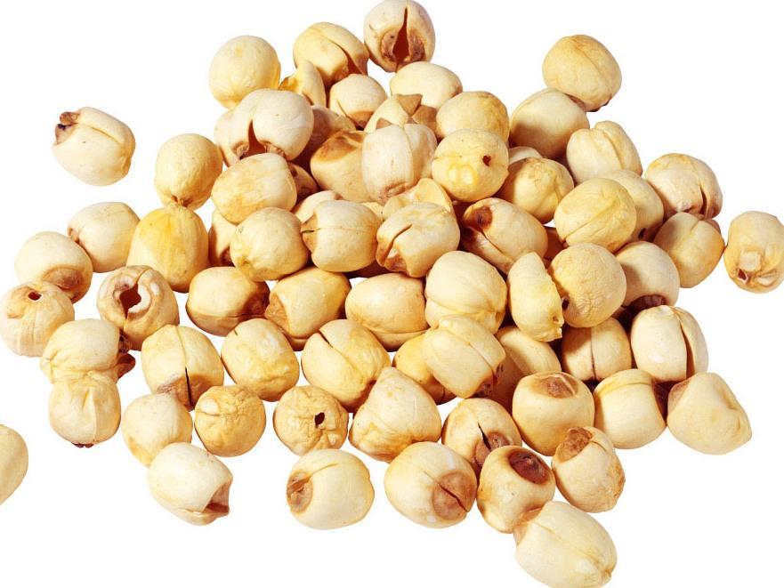 Hạt sen cũng có nguy cơ gây ngộ độc vì tâm sen chứa độc tính. Ảnh minh họa