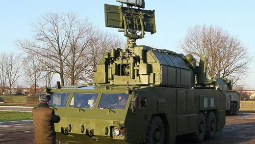 Hệ thống tên lửa Tor- M2 trong tương lai sẽ được tự động hóa hoàn toàn mà không con người. Ảnh: Thanh Niên