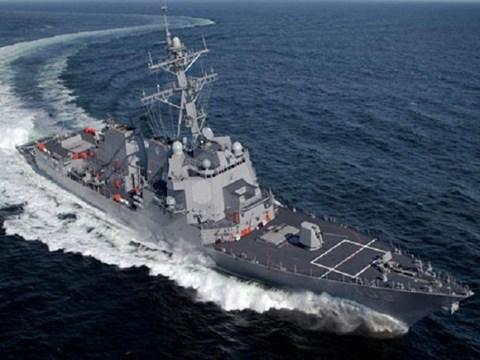 Tàu khu trục Arleigh Aegis của Mỹ. Ảnh: an ninh Thủ Đô