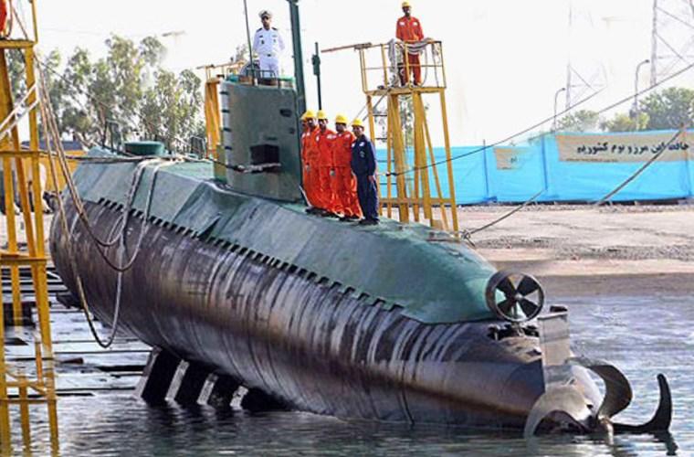 Tàu ngầm lớp Yono của Triều Tiên tuy nhỏ nhưng khá nguy hiểm. Ảnh: Kiến Thức