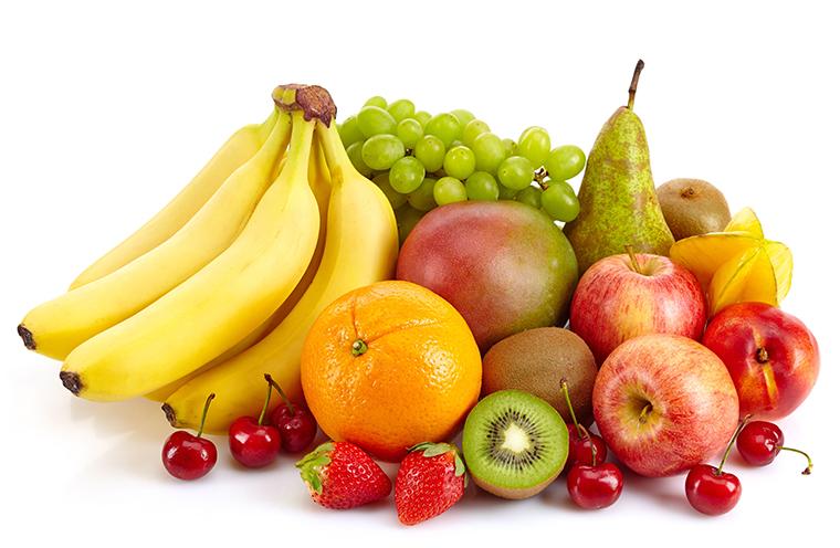 Trái cây luôn là nguồn dinh dưỡng dồi dào nhưng không nên ăn nhiều. Ảnh minh họa