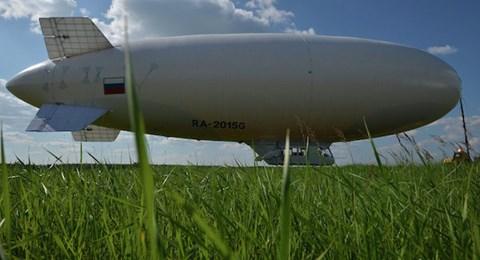 Khí cầu Nga đang phát triển có khả năng bay rất xa. Ảnh: ANTĐ